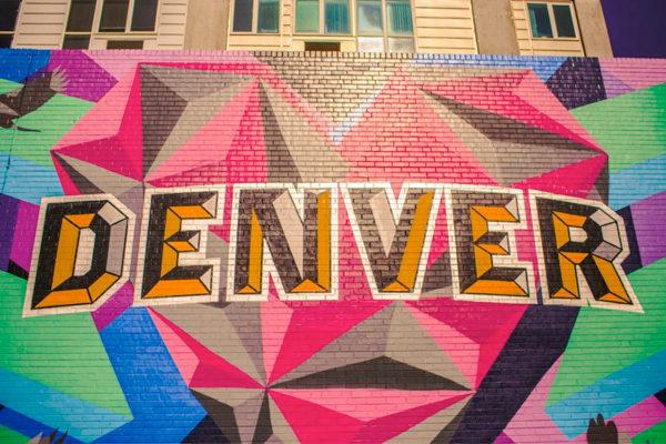 Discovering the Denver Mural Scene